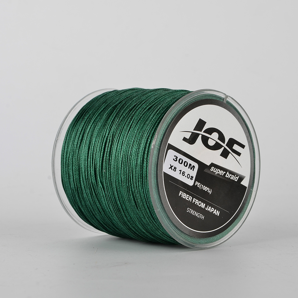 8-strands PE Braided Anti-bait Fishing Line