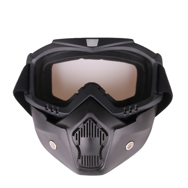 Practical Motorcycle Tactical Goggles Mask