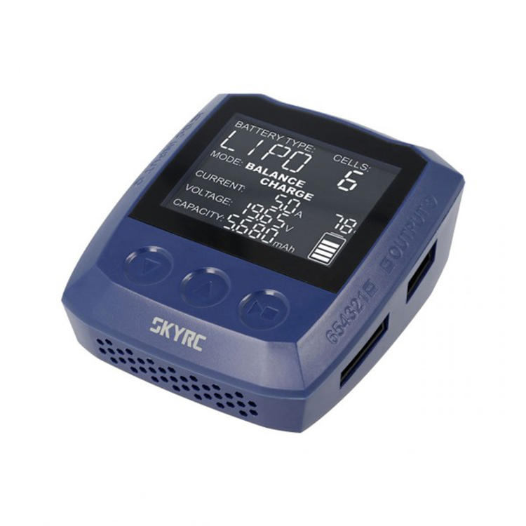 SKYRC B6 Lite DC 200W 13A Smart Battery Balance Charger Discharge for 1-6s Lipo Battery SKYRC B6 lite