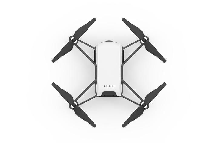 DJI Ryze Tello RC Drone HD 5MP WiFi FPV Without remote control