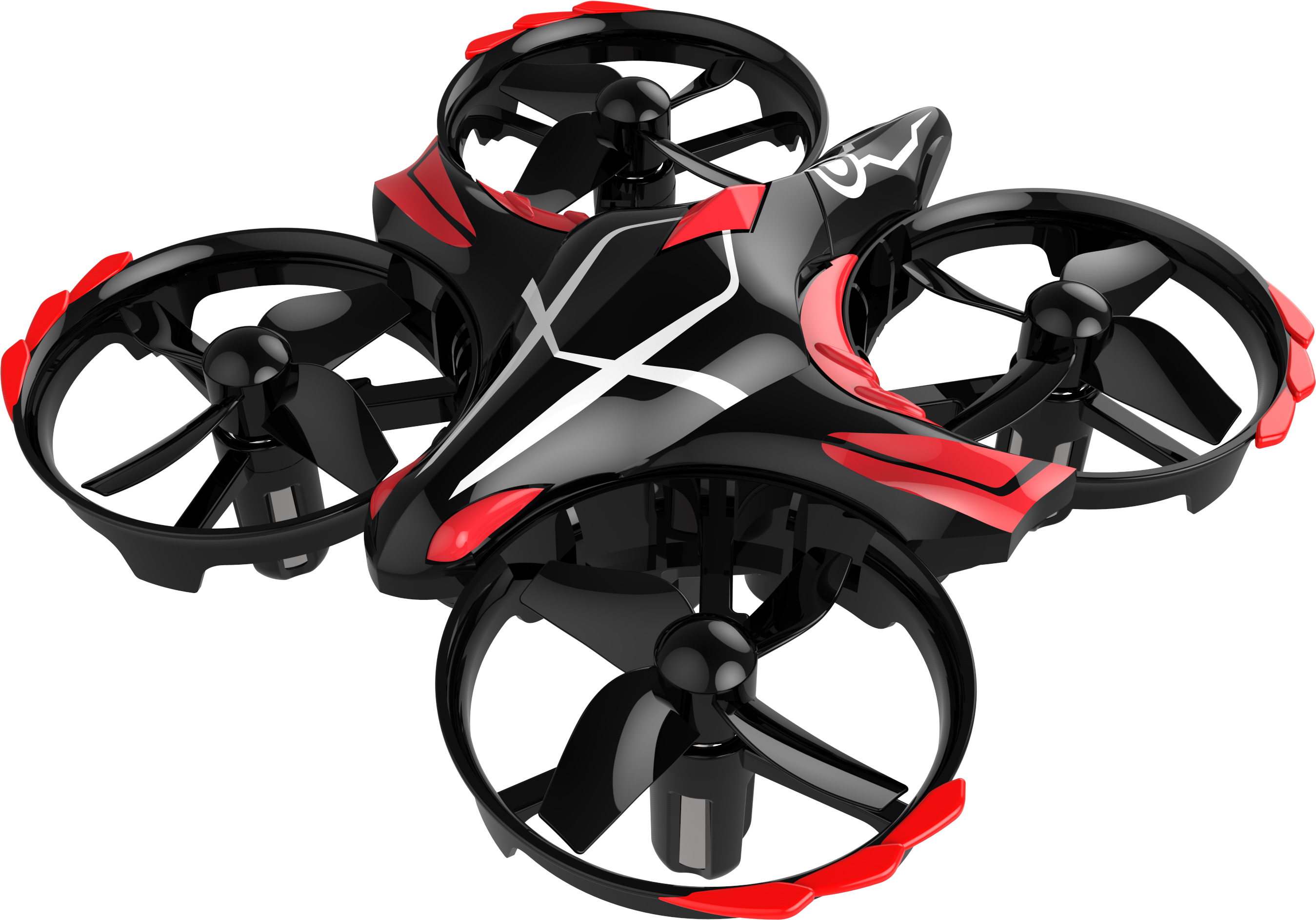 RH81 2.4G Gesture Remote Control Drone Infrared Sensor Induction Quadcopter Fixed Four-axis Interactive Gesture Sensing Plane black