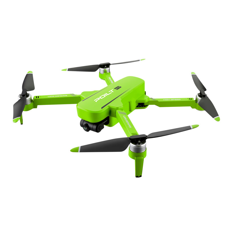 JJRC X17 RC Drone With Dual Camera 6K Quadcopter GPS 30 Minutes Operating Time Optical Flow Brushless Helicopter Toy green