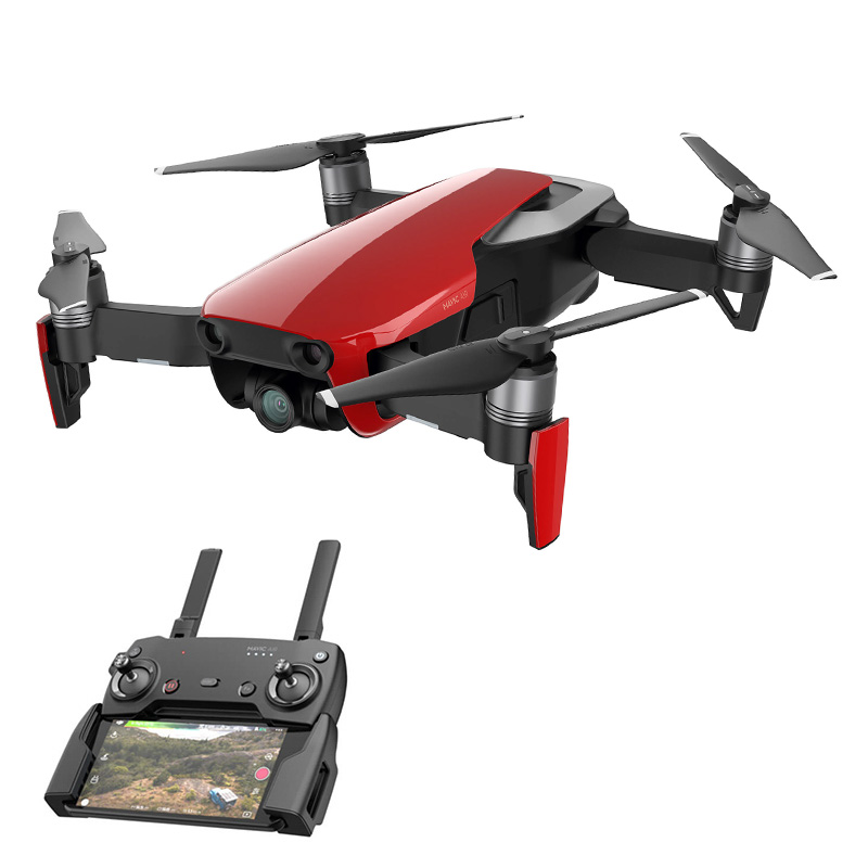 DJI Mavic Air Camera Drone Red