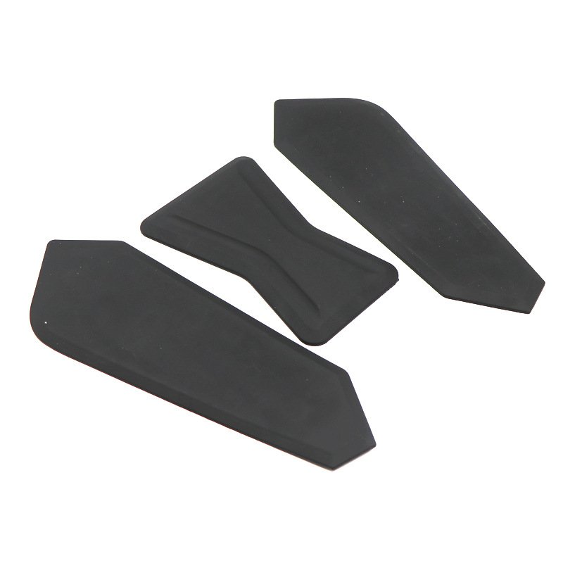 Fuel Tank Sticker for BMW F750GS F850GS Non-slip Patch Heat Insulation Tape Motorcycle Modification Parts Accessories black