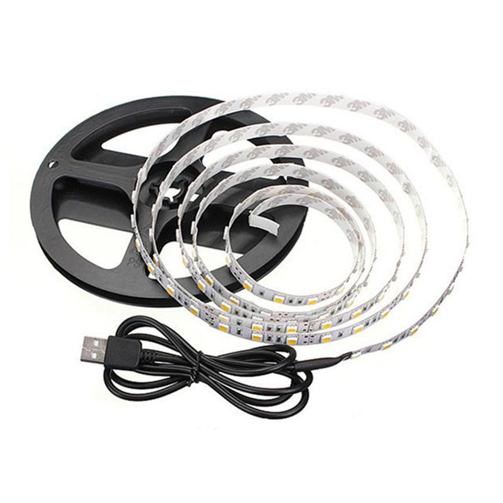 5m Leds Flexible Led Strip Lighting For Bedroom Kitchen Home Decoration