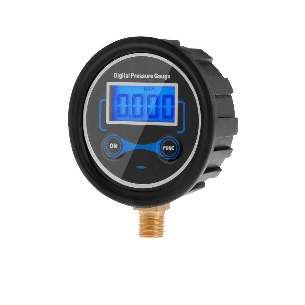 0-200PSI LCD Digital Tire Pressure Gauge Car Auto Motorcycle Tyre Air PSI Meter 1/8in NPT Screw specification 1/8NPT