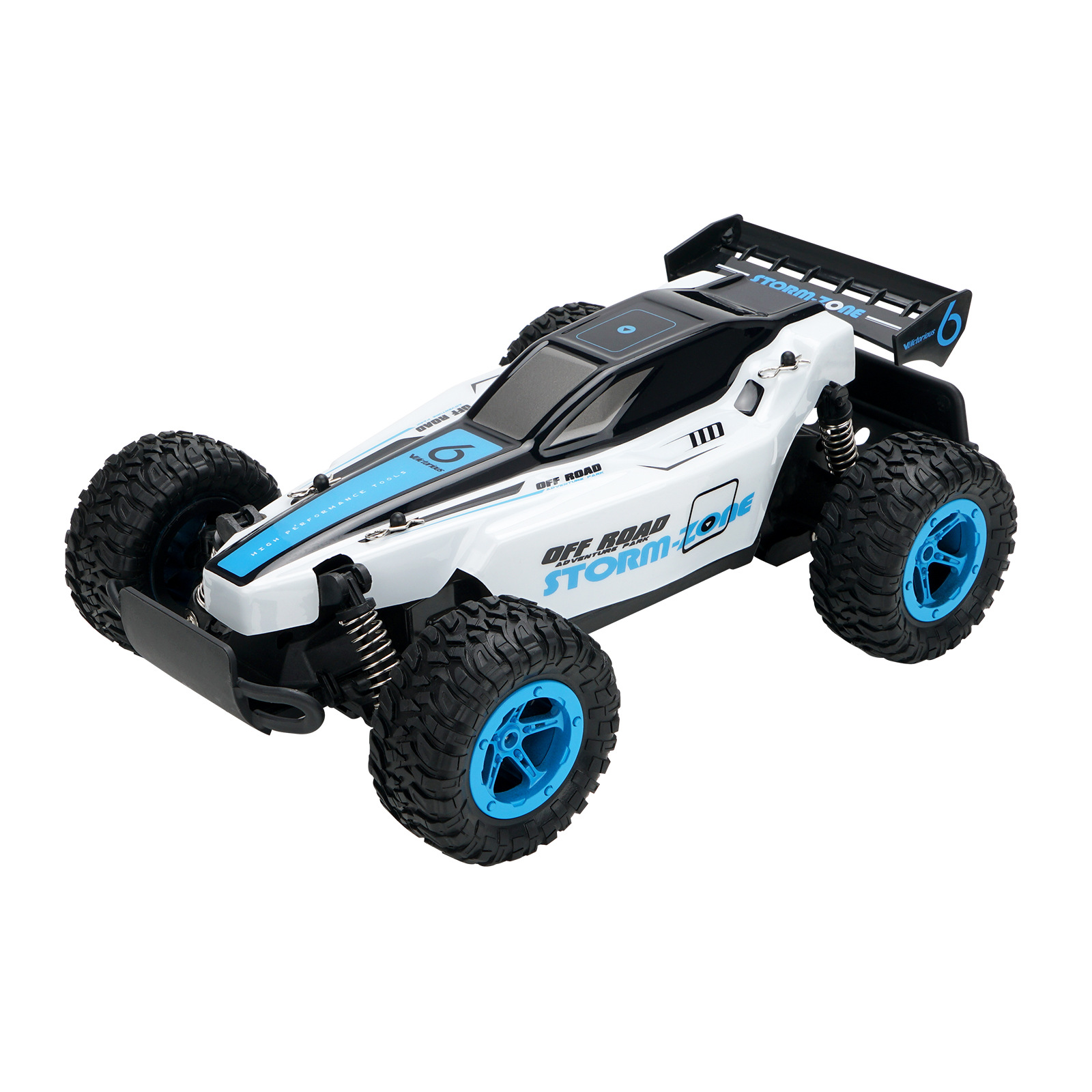 1:14 2.4G RC Racing Car 4WD Remote Control High Speed Electric Racing Climbing RC Stunt Car Drift Vehicle Model Toy For Boy blue