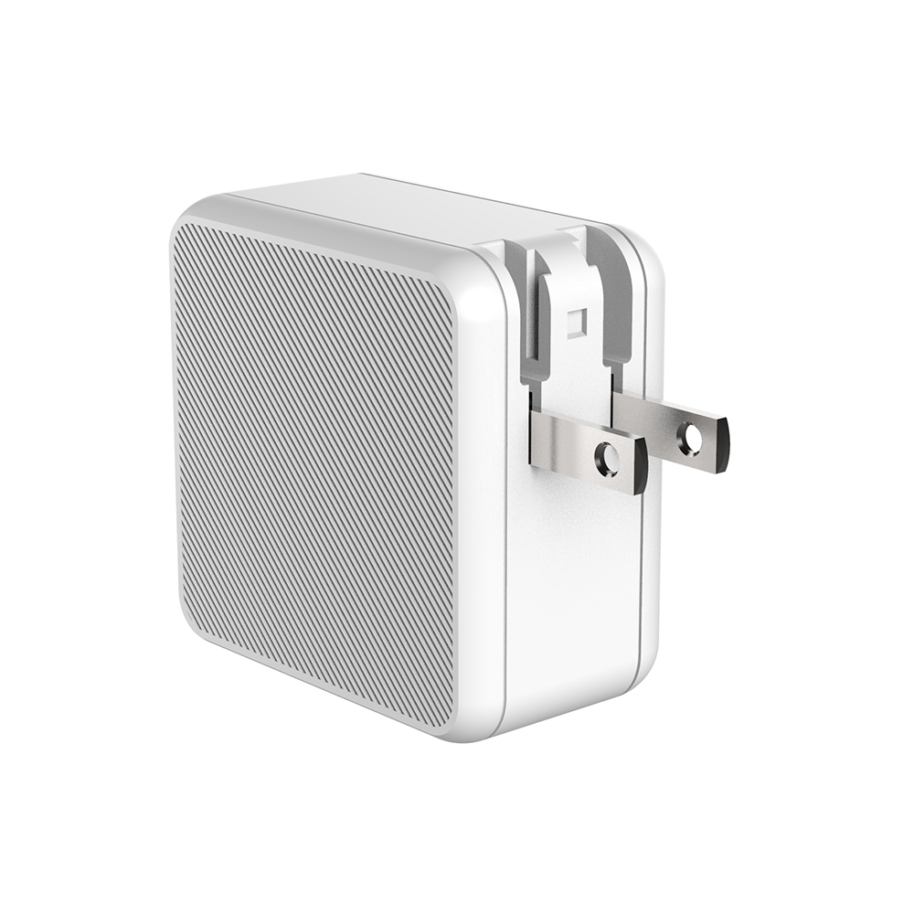 M2 65w Fast Charging Charger Portable Quick Charging Head For Mobile Phone white