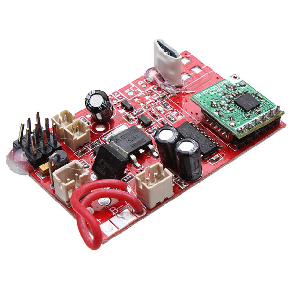 Brushless V913 RC Helicopter Part Brushless Receiver Board As shown