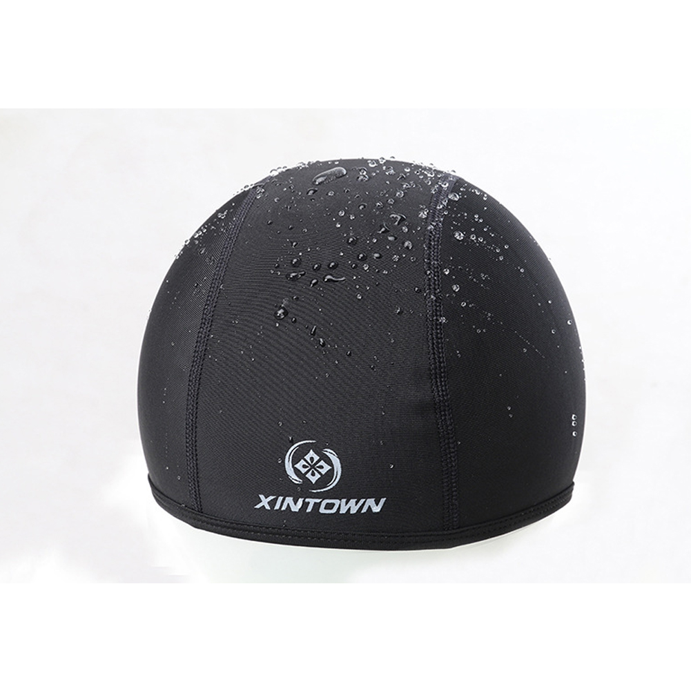 Warm Fleece Outdoor Sports Cap Windproof Waterproof Warm Hood Riding Helmet Hiking Ski Cap Fishing Helmet One size