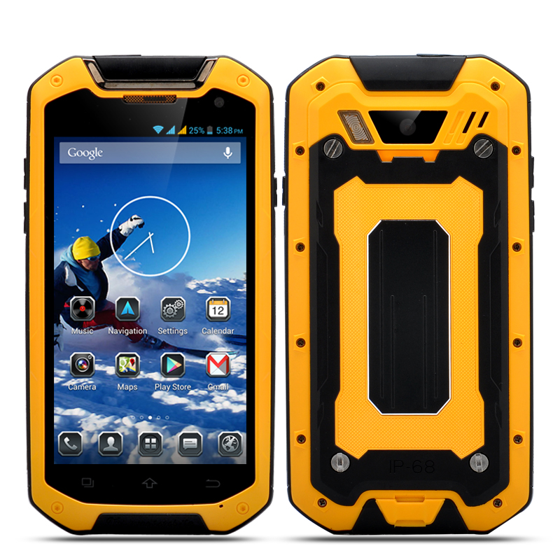 4.5 Inch Smartphone 'Commando' (Orange)