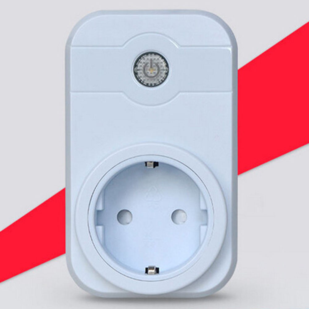 Creative Smart Socket Remote Control Timer Switch WiFi Mobile Phone Controlled Outlet  European regulations