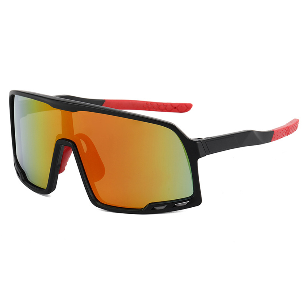 Cycling  Glasses Sunshade Glasses 9321-2 For Outdoor Riding Bicycle Windshield Sunglasses