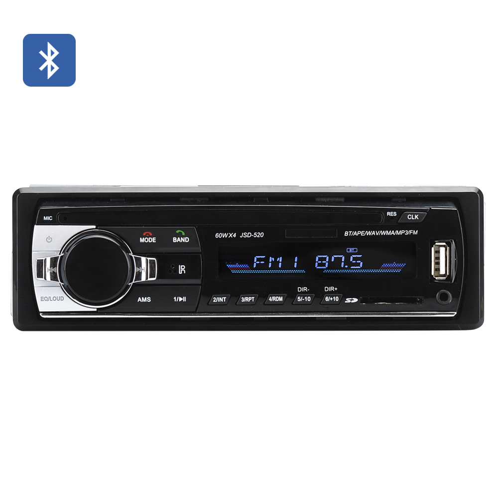 Wholesale Black Bluetooth Vintage Car Radio Mp3 From China: Wholesale One DIN Car Stereo From China