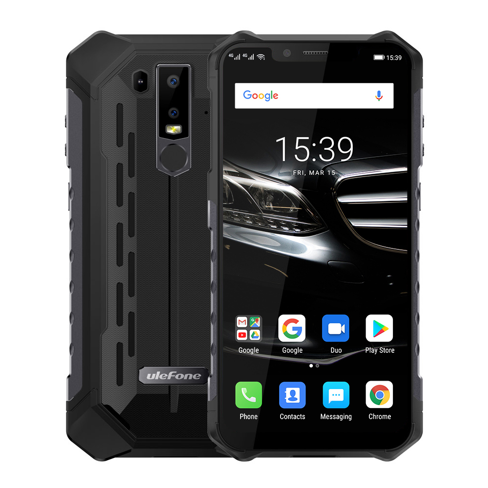 Ulefone Armor 6E 4+64GB heavy duty - Black