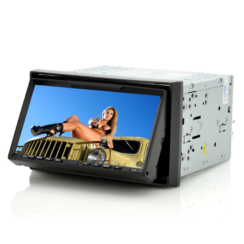 Android Wfii + 3G Car DVD Player - Chicane