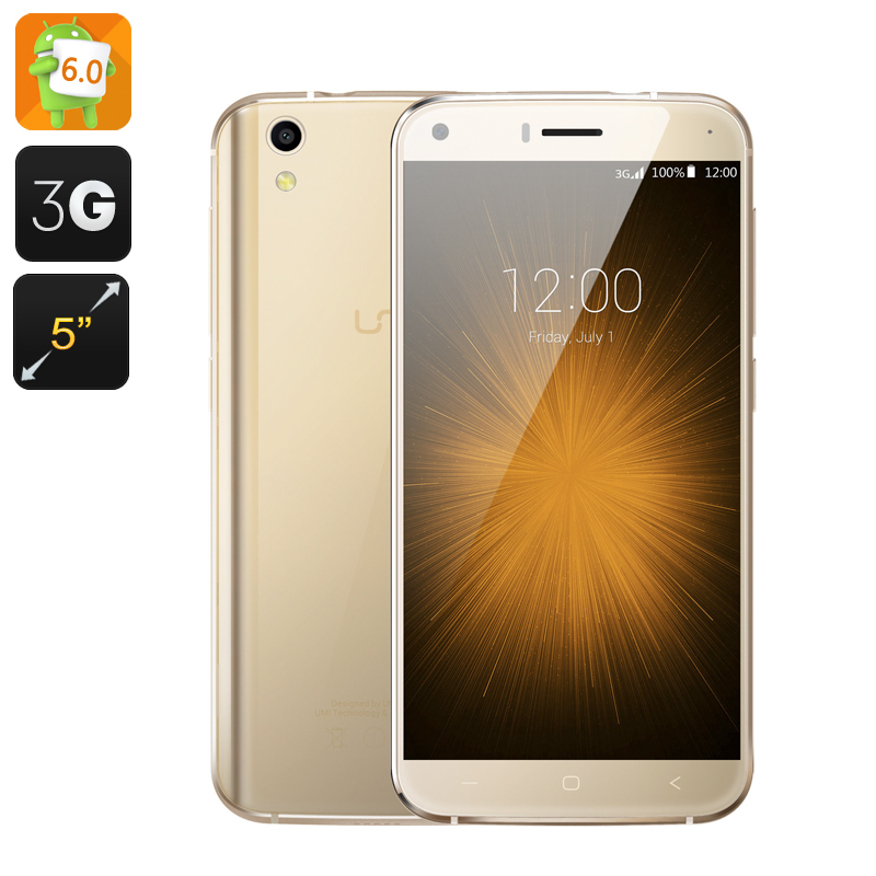 UMI London Smartphone (Gold)