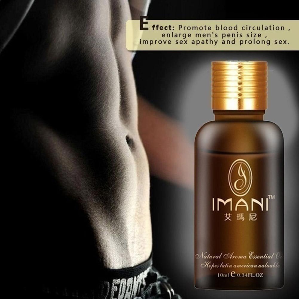 10ml Thickening Growth Men Dick Enlargement Liquid Oil Man Massage Cock Enlarge Health Care Sexual Enhance Oil 10ml