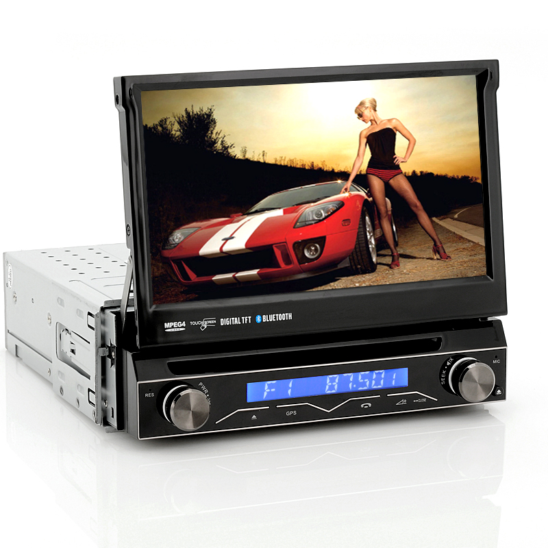 Detachable Front Car DVD Player - Ecstasy