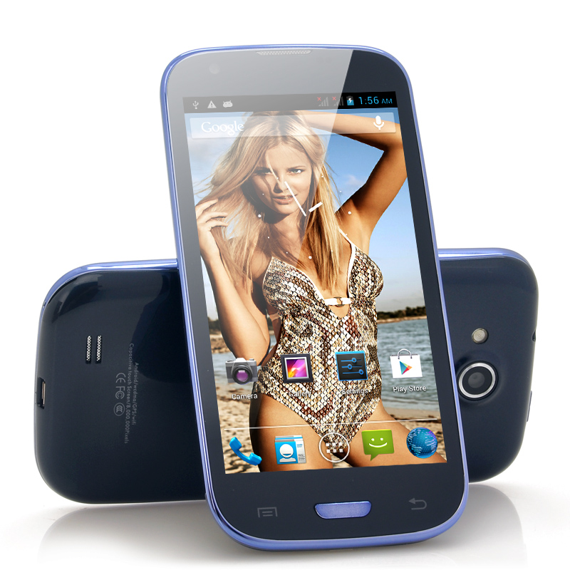 Dual Core Android 4.1 Phone - Vanern (BL)