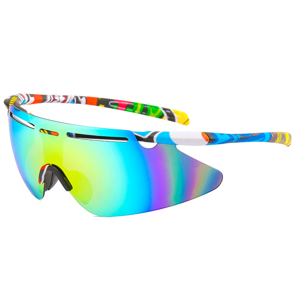 Men  Women  Sunglasses Outdoor Sports Riding Wind Proof Glasses Fishing Sunglasses
