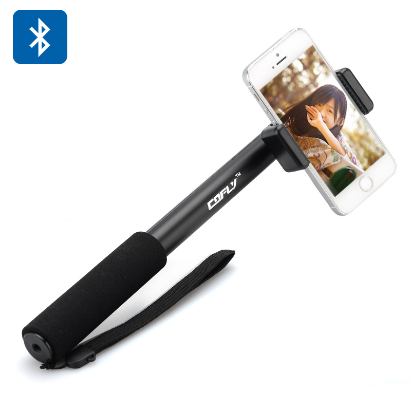 wholesale cofly extendable monopod selfie stick from china. Black Bedroom Furniture Sets. Home Design Ideas