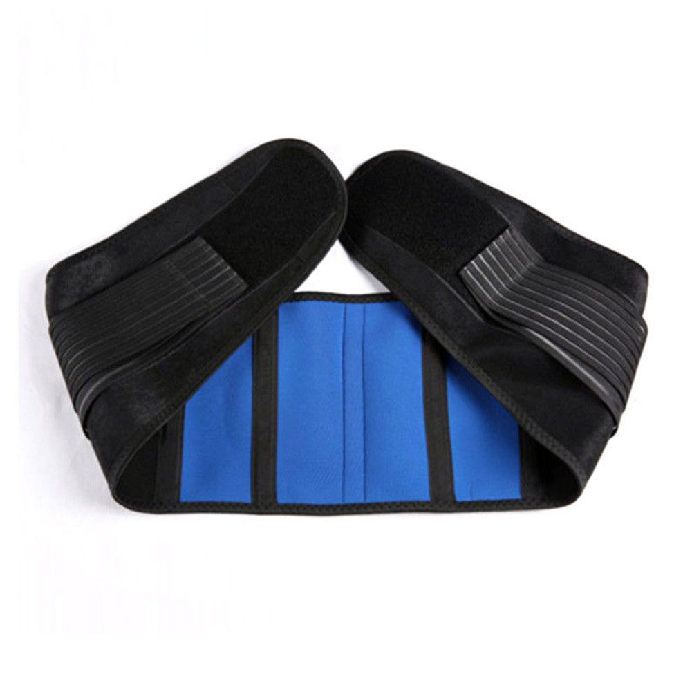 Back Brace Neoprene Support Adjustable Lower Back Brace Belt XXL
