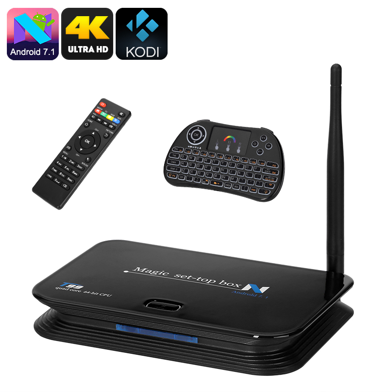 T99 Android TV Box