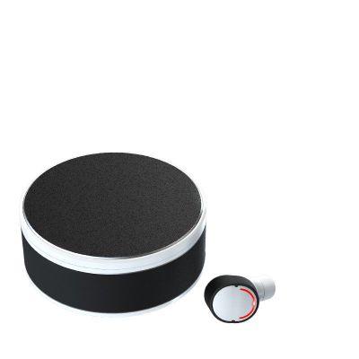 Tws-28 Bluetooth 5.0 In-ear Headset Hifi Binaural Call Waterproof Me8 Charging Rotatable Stereo Headset Single ear white