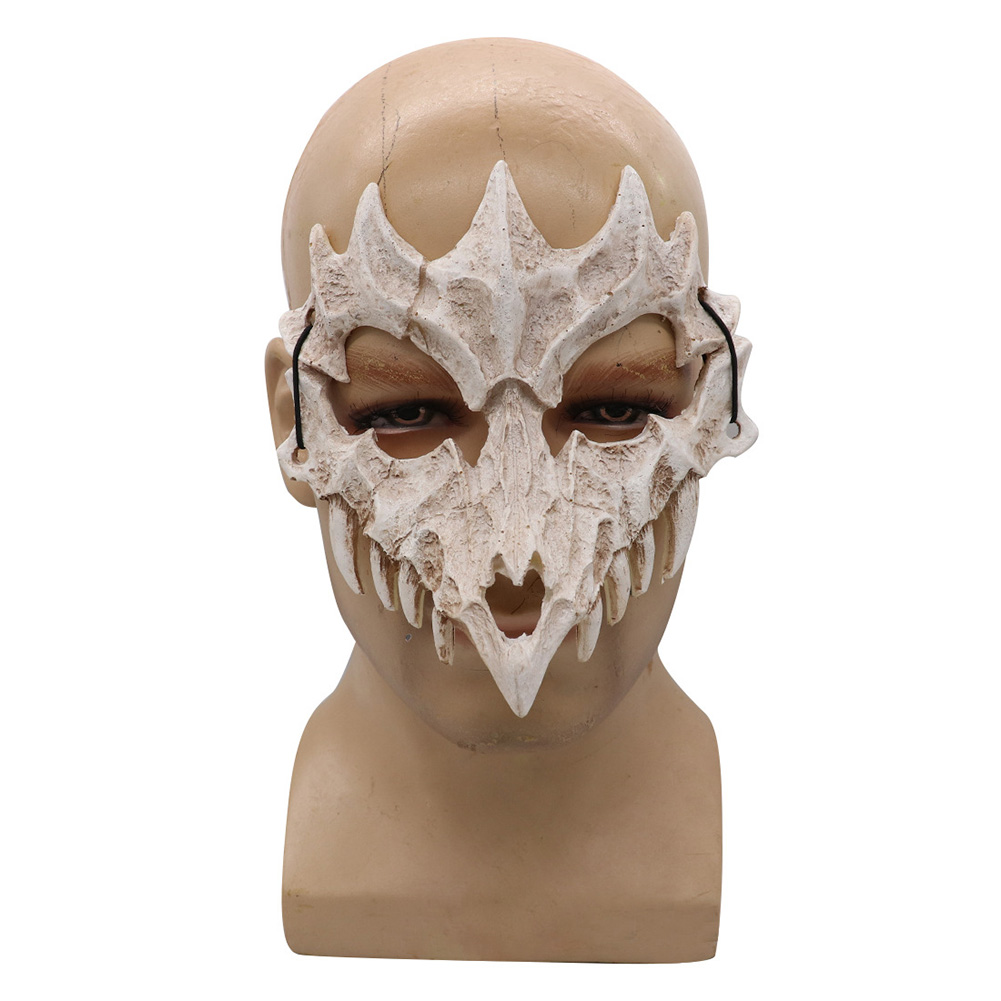 Cosplay Latex Mask Photo Prop for Halloween Party Performance Art Mask  2#