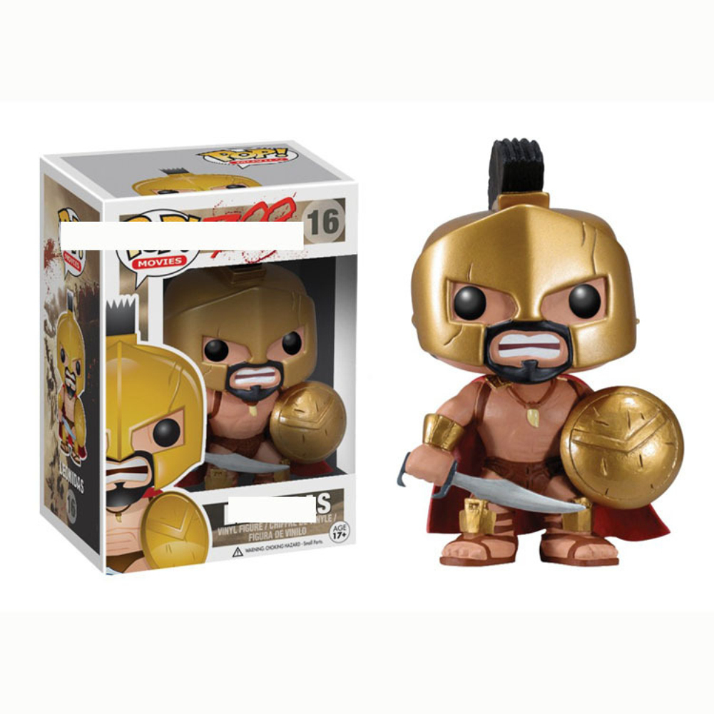 Sparta King Leonidas Doll Funko Pop Movie Figure Vinyl Cool Collection Party Birthday Gift