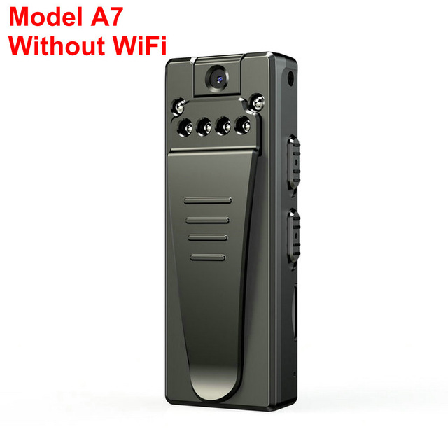 Mini Camera Plastic HD 1080P Motion Night Vision Wireless Camera