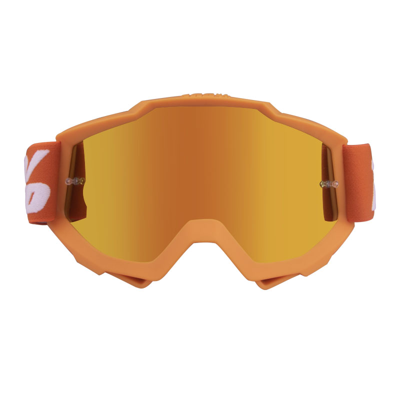 Motorcycle Goggles  Riding  Off-road Goggles Riding Glasses Outdoor Sports Eyeglasses Sand-proof Windproof Glasses Orange