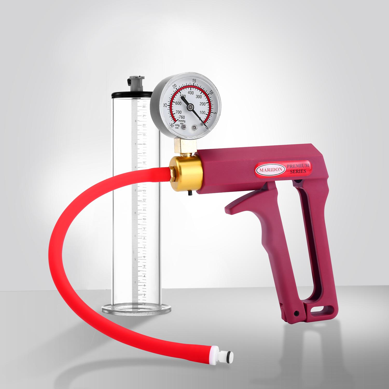 Penis Pump Vacuum Pump For Penis Adult Products Penis Enlargement Toy Extender Training Enhance Sex Toys B type 9*2in 1 set