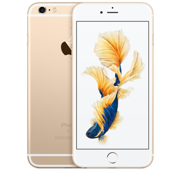 Refurbished iPhone 6S Plus 2+128GB Gold US