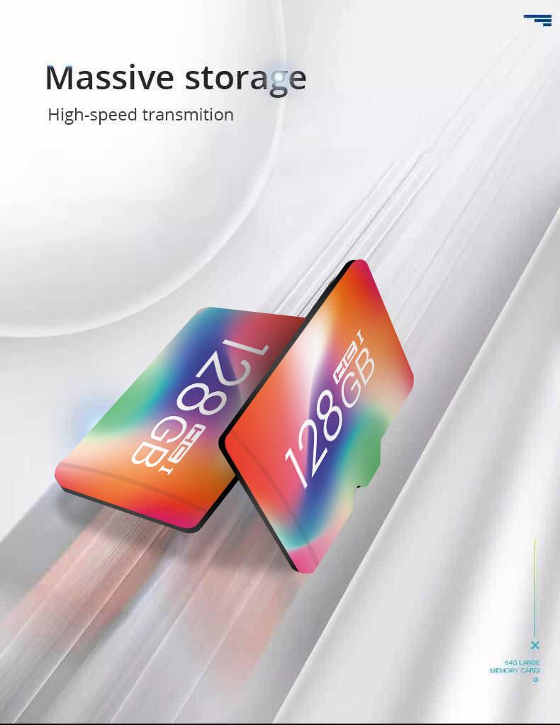32GB 64GB 128GB Micro SD Memory Card