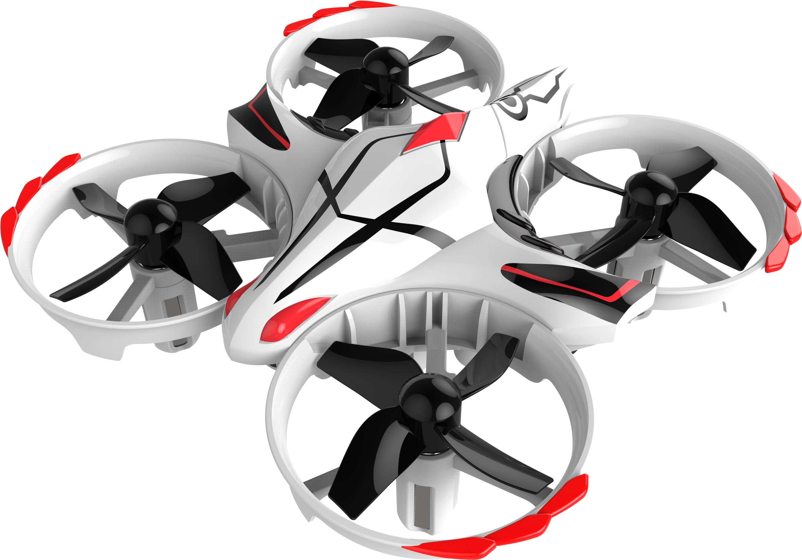 RH81 2.4G Gesture Remote Control Drone Infrared Sensor Induction Quadcopter Fixed Four-axis Interactive Gesture Sensing Plane white