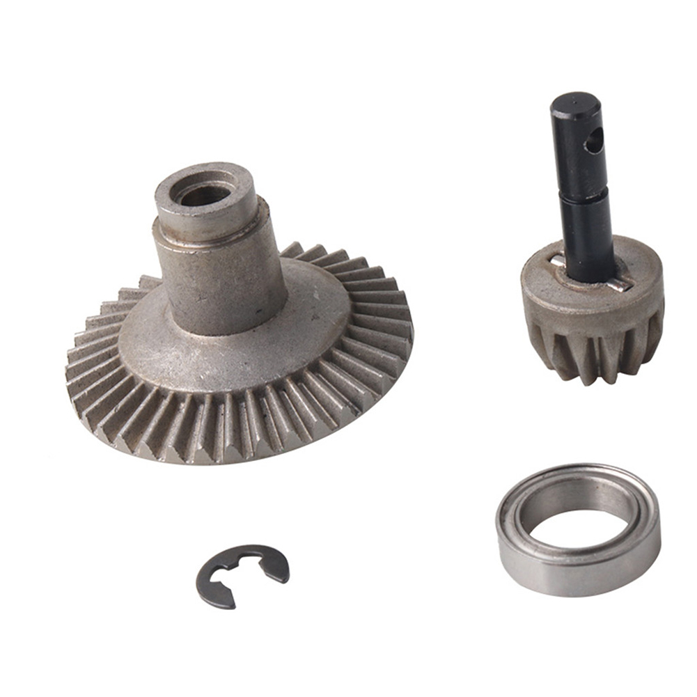 Cool Racing Heavy Duty Steel Gear Set 13T 38T for Axial SCX10 WRAITH Front Rear Axle 38T+13T