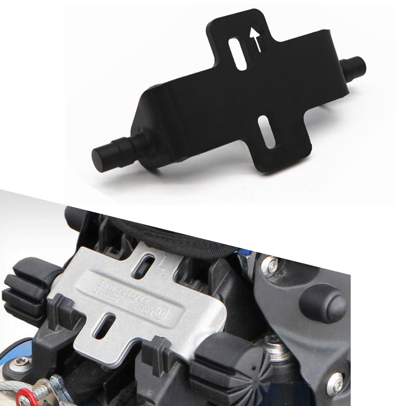 For BMW R1200GS ADV R1200RT Rider Seat Lowering Kit Bracket Motorcycle Accessories black