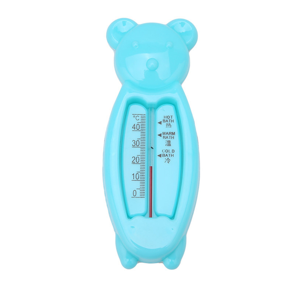 Cartoon Lovely Bear Shape Baby Water Thermometer for Bathing