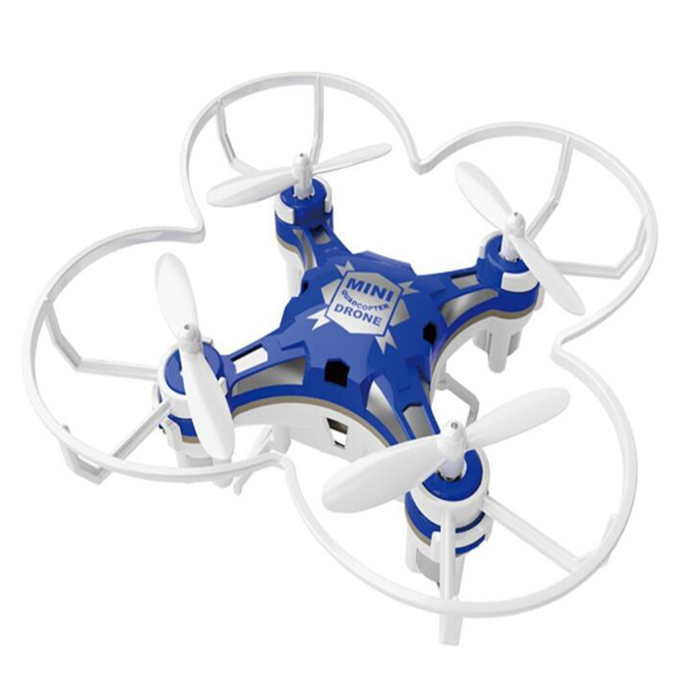Mini Quadcopter RC helicopter-Blue