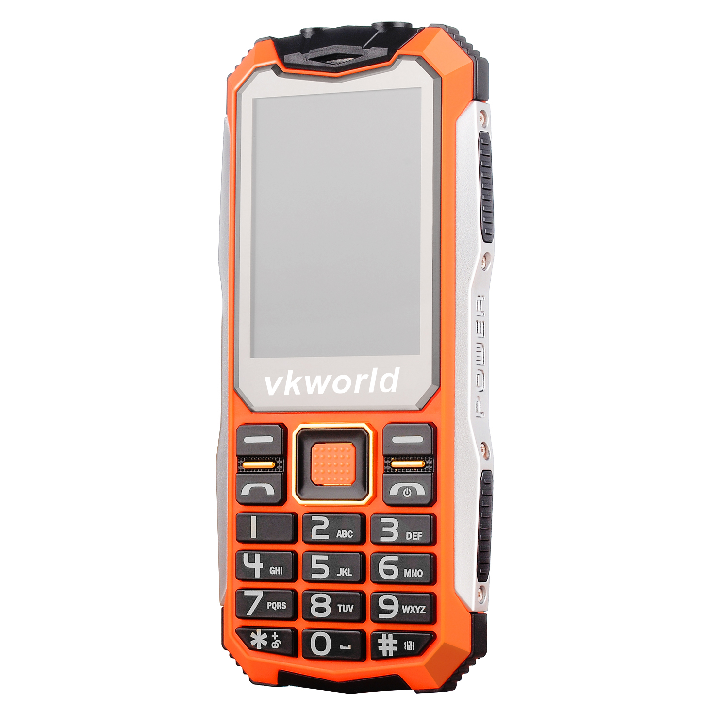 Vkworld V3S Rugged Phone Yellow