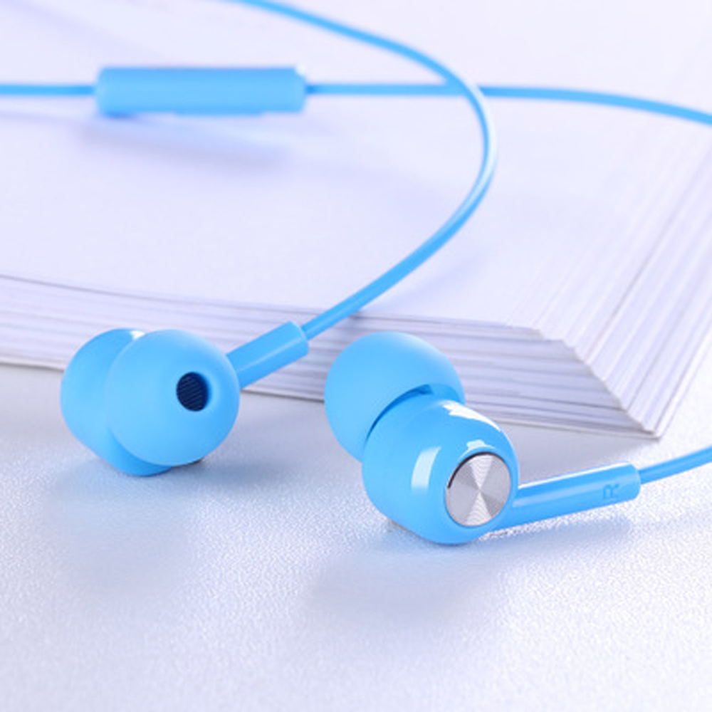 JOYROOM E102S Earphone - Blue