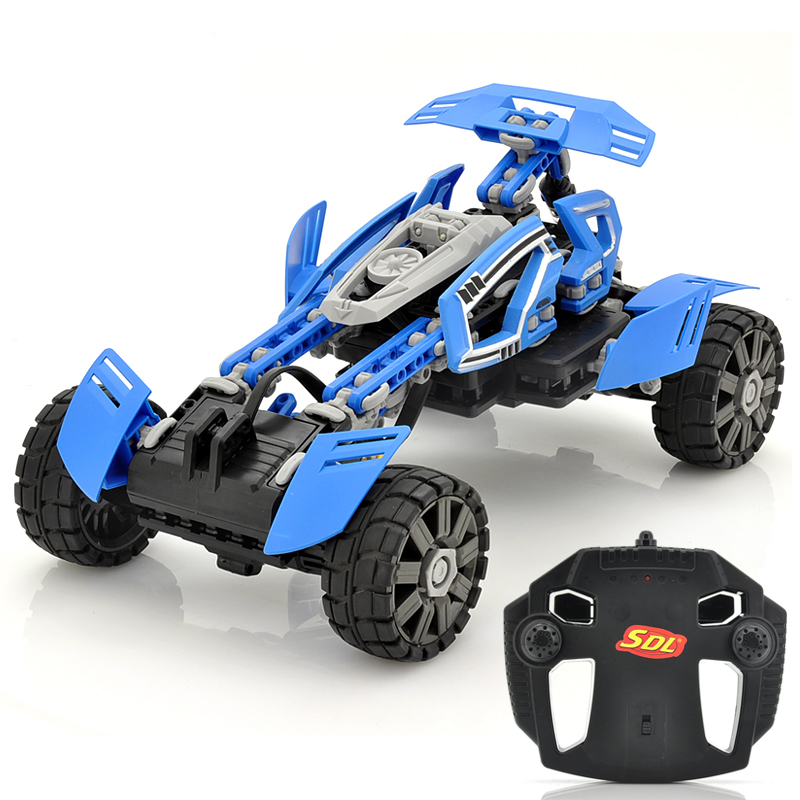 Customizable RC Stunt Car - SDL Transcender