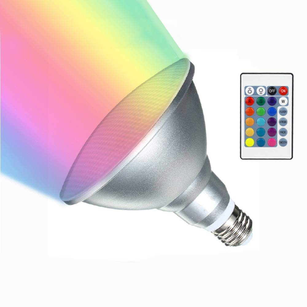 LED RGB Spotlight Bulb