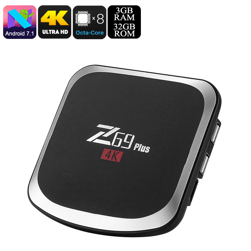 Z69 Plus Android TV Box
