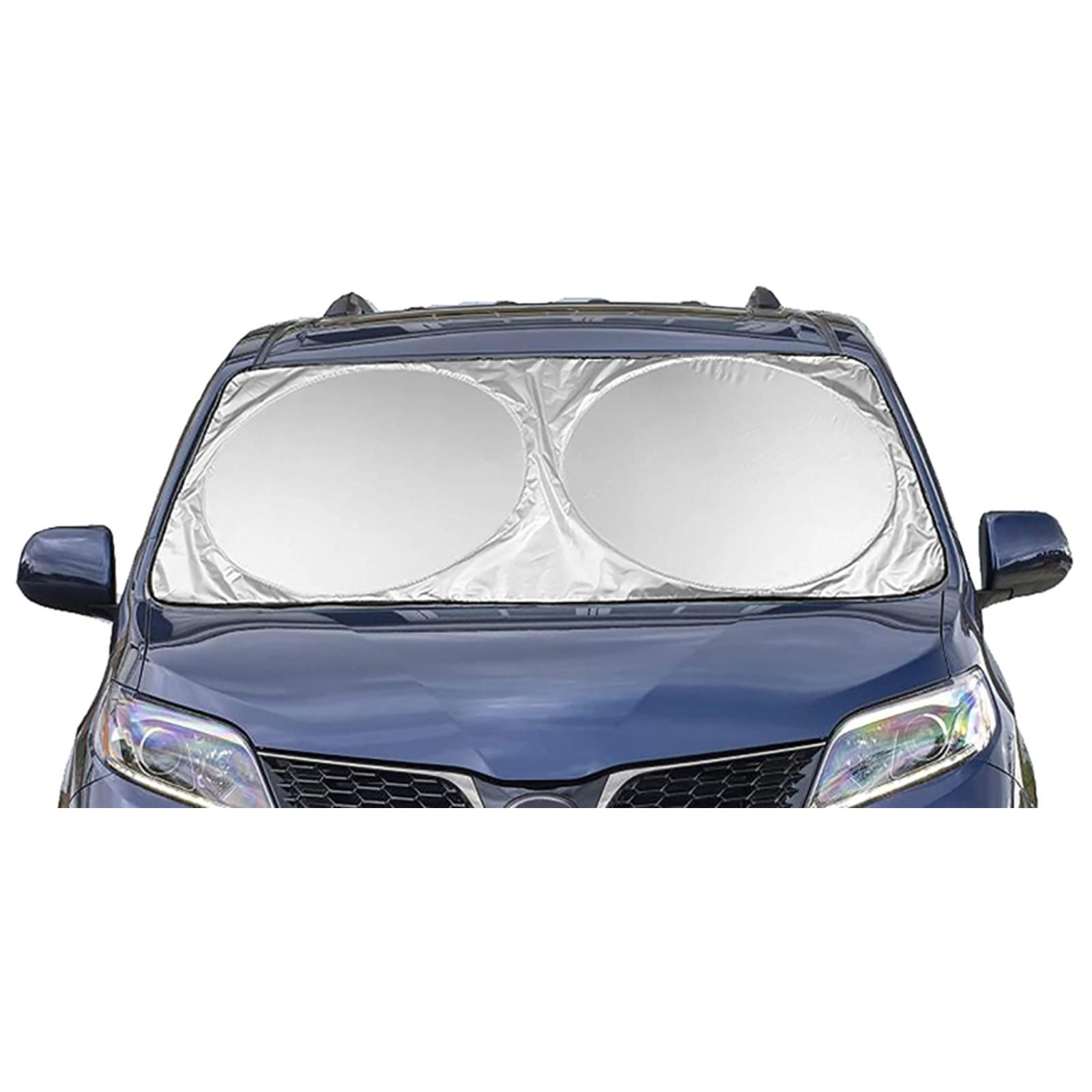 [US Direct] Extra Large Car Windshield Sunshade (70.9