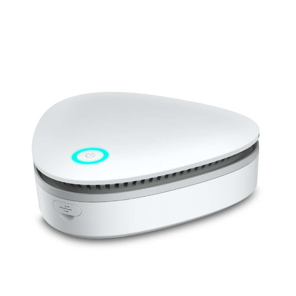 Ozone Sterilizer Refrigerator white