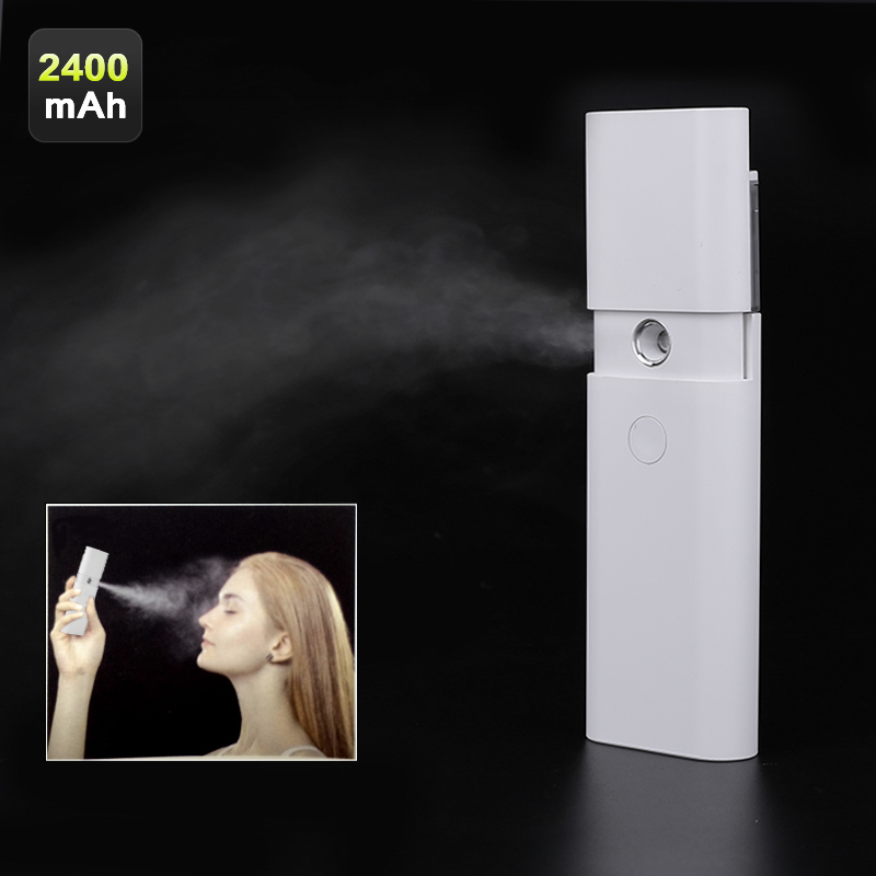 Facial Spray Moisturizer Mist + Power Bank