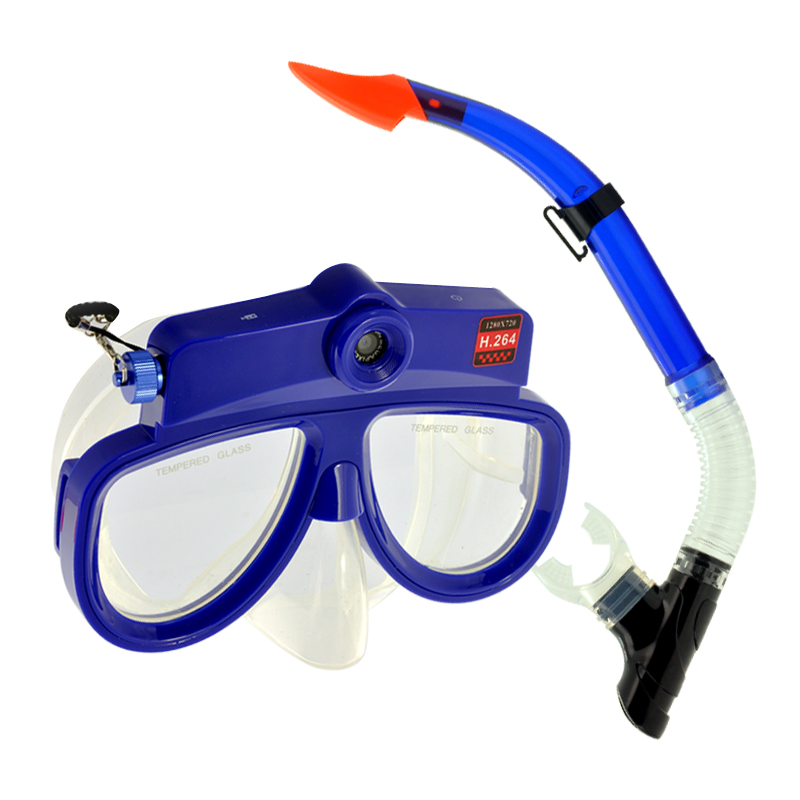Underwater HD DVR Scuba Mask